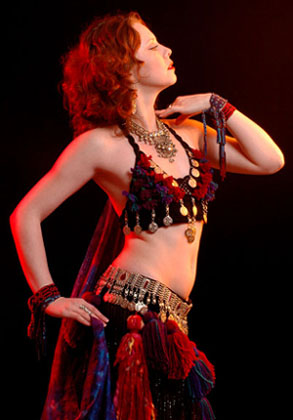 Belly dancer aleenah from east haven connecticut