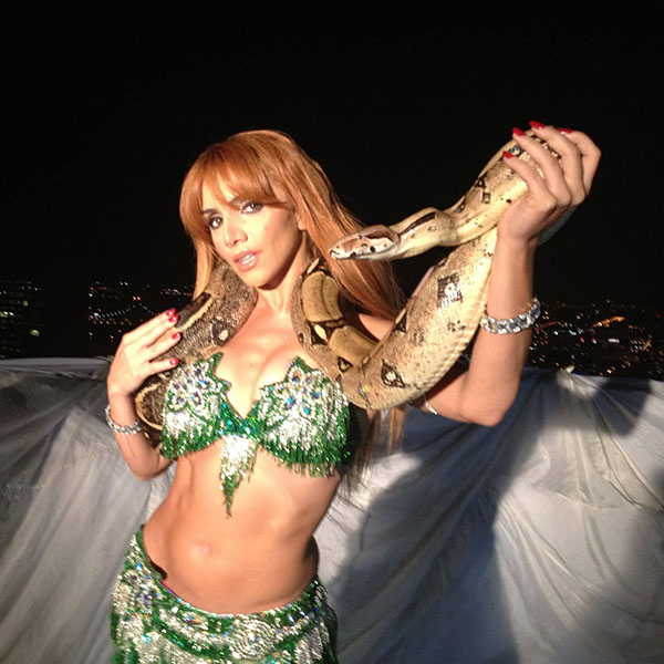 New York Snake Dancer Charmer