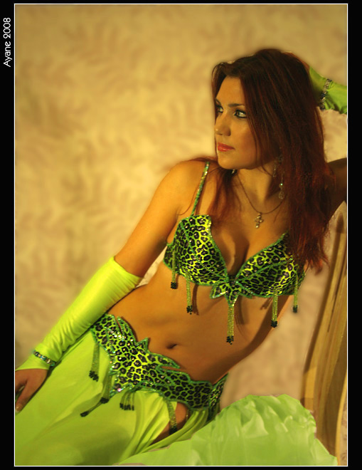 Arabic dancer Budur from New York