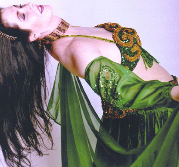 New York City Belly Dancer Esma