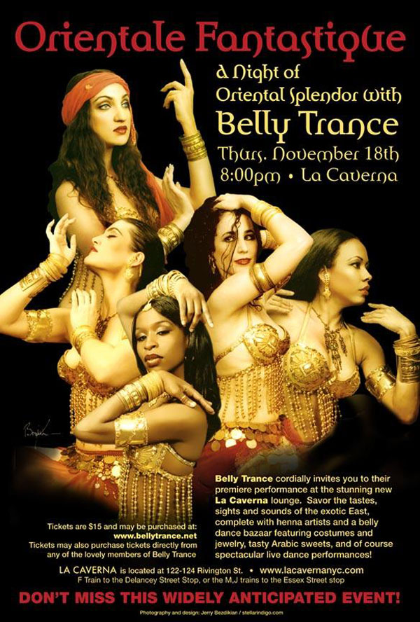 """LaUra and Belly Trance"""