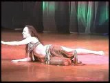 Belly dancing video