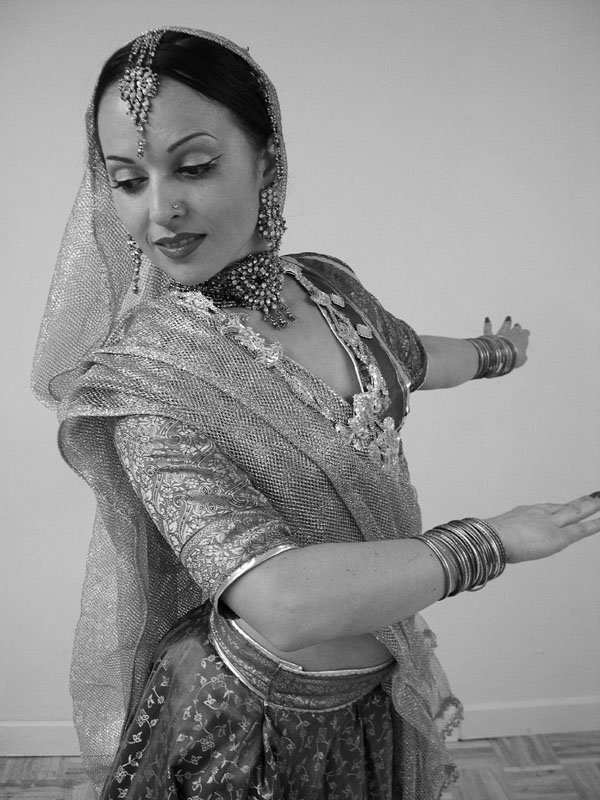 Belly Dancer Nalini