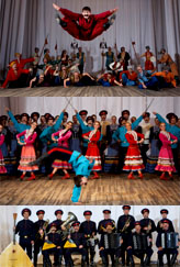 Rostov Don Cossacks, Russian State Academic Song and Dance Ensemble