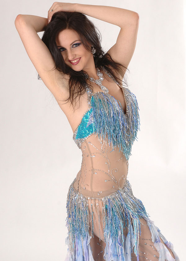 NJ Belly dancer Serafina