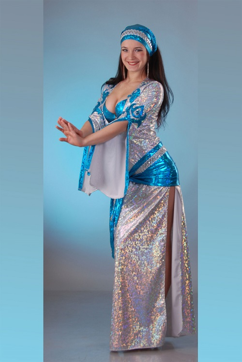 Belly dancer Zhenyia, New York